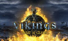 Онлайн игра Vikings: War of Clans