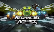 Онлайн игра Heavy Metal Machines