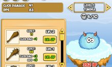 Онлайн игра Clicker Monsters