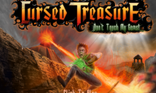 Онлайн игра Cursed Treasure
