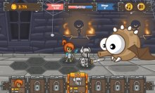 Онлайн игра Dungeon Clicker