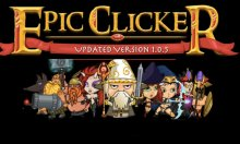 Онлайн игра Epic Clicker: Saga of Middle Earth