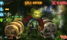 Онлайн игра Goblin Treasure Hunt