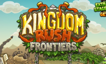 Онлайн игра Kingdom Rush Frontiers