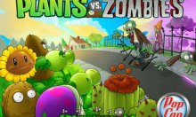 Онлайн игра Plants vs Zombies