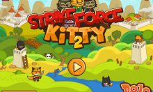 Онлайн игра Strike Force Kitty 2