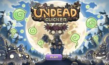 Онлайн игра Undead Clicker