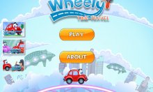 Онлайн игра Wheely 4 Time Travel