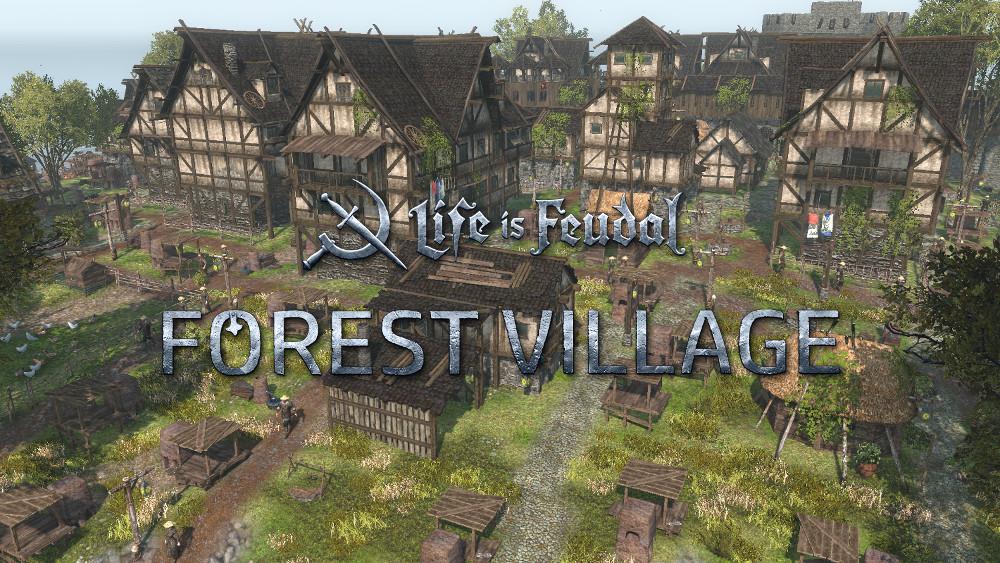 Игра Life Is Feudal Forest Village Скачать Через Торрент - фото 9