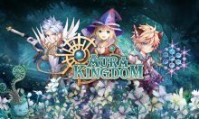 Онлайн игра Aura Kingdom