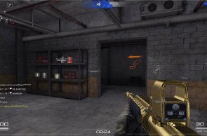 M4A1 Gold Edition