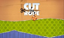 Онлайн игра Cut the rope