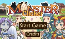 Онлайн игра Monster Clicker