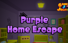 Purple Home Escape