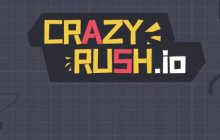 Crazy Rush.io