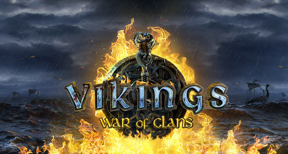 Vikings War of Clans на компьютер торрент