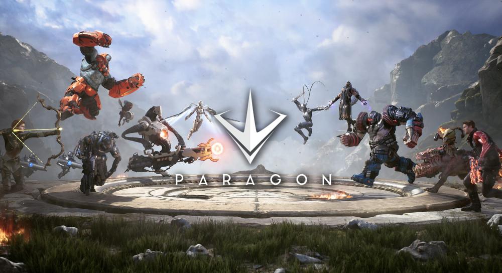 Дебютный трейлер paragon. Новая игра от epic games youtube.