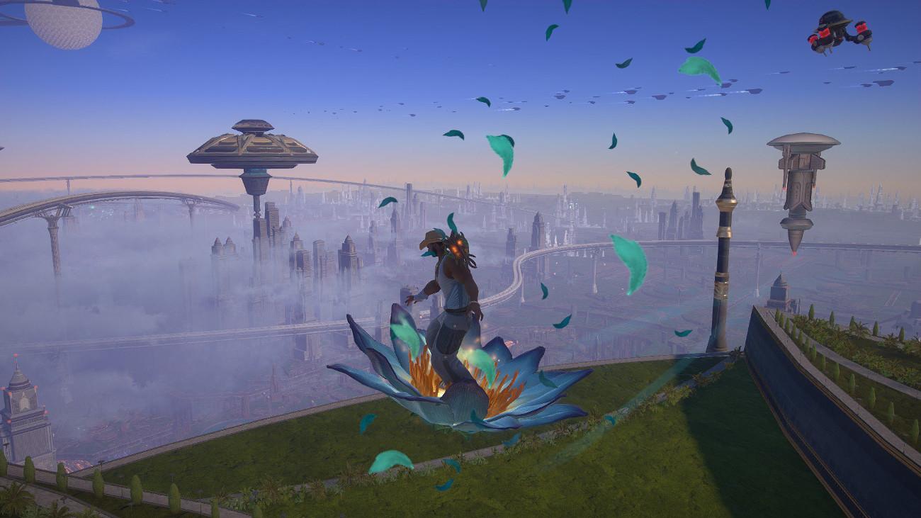 Skyforge – скачать игру, обзор и системные требования.