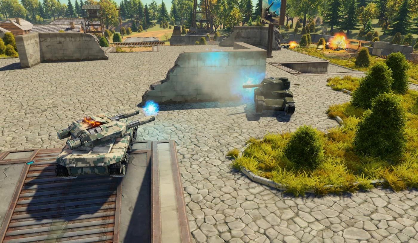 Tanki x: скачать игру и играть онлайн, обзор и видео.